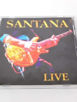 CD Santana - Live