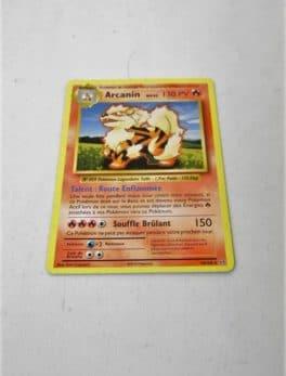 Carte Pokemon FR - Arcanin 130PV - 18/108 - XY Évolutions