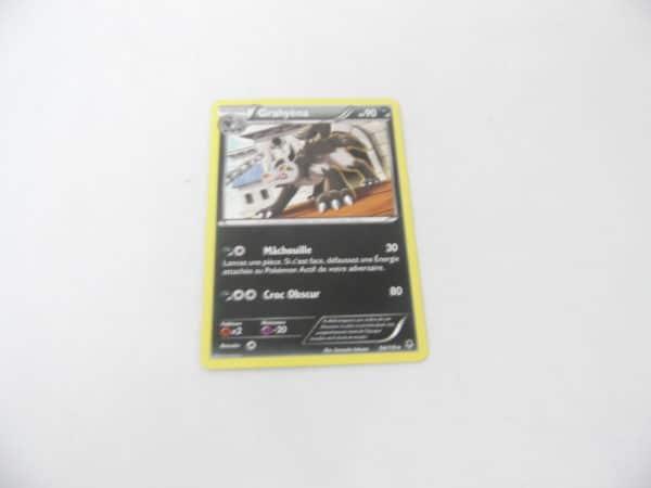 Carte Pokemon FR - Grahyèna 90PV - 54/119 - XY Vigueur Spectrale
