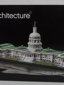 LEGO Architecture - 21030 - Capitole des états-Unis
