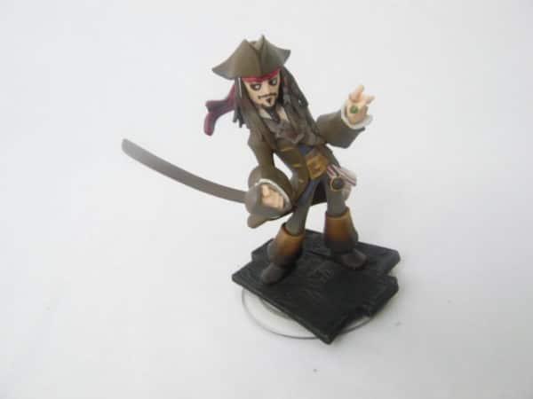 Figurine Disney infinity - Jack sparrow - Pirates des Caraïbes