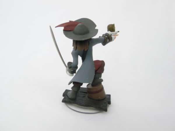 Figurine Disney infinity - Barbossa - Pirates des Caraïbes