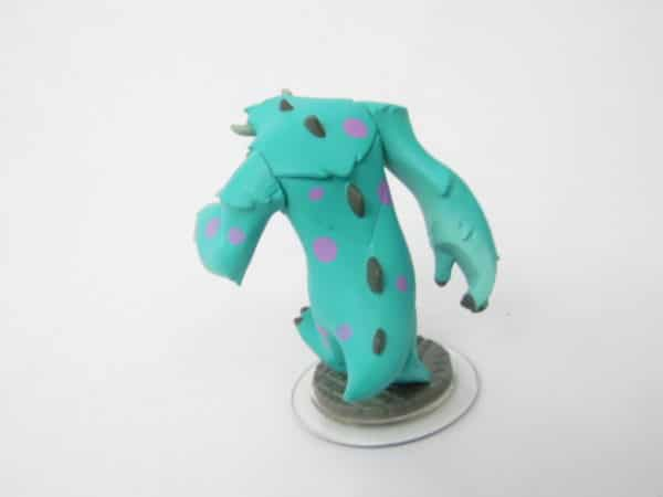 Figurine Disney infinity - Sully - Monstre et compagnie