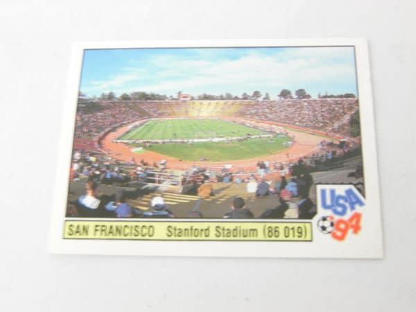 Carte Panini - USA 94 - N°14