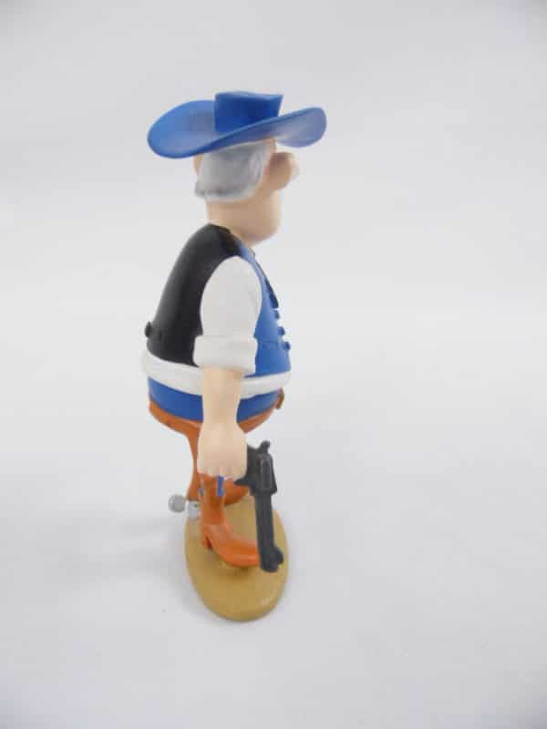 Figurine Lucky Luke - Le shérif - Leblon-Delienne - 2003 Atlas