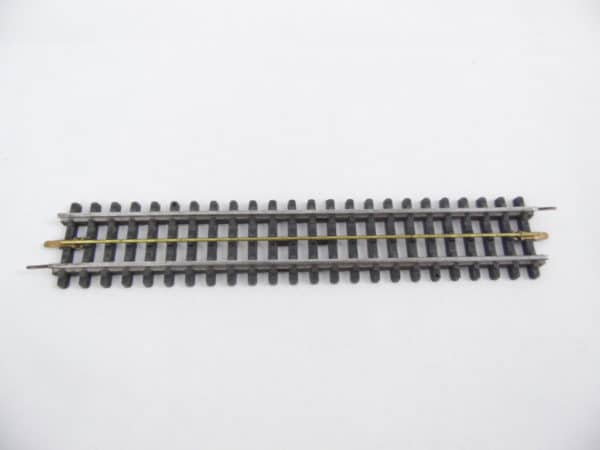Voie JEP HO - 3 rails - Rail droit Standard - 18 cm