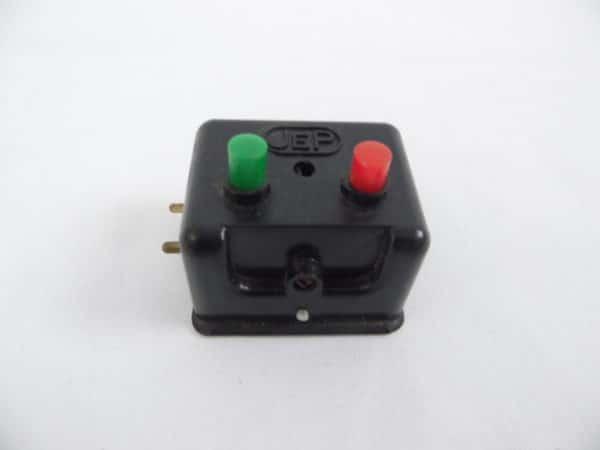 Poste de commande électrique pour aiguillage - JEP HO