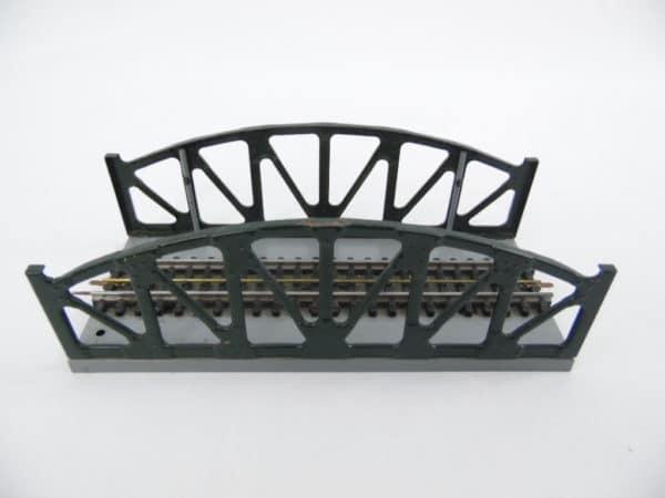 Pont métallique JEP HO - 3 rails