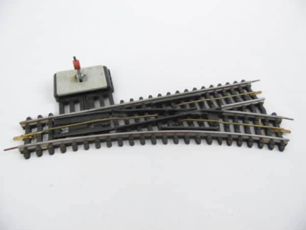 Aiguillage manuel JEP HO - 3 rails