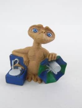 Figurine E.T. l'extra terrestre