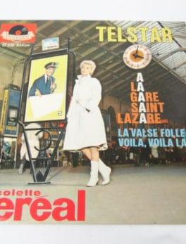 Disque vinyle - 45 T - Colette Deréal