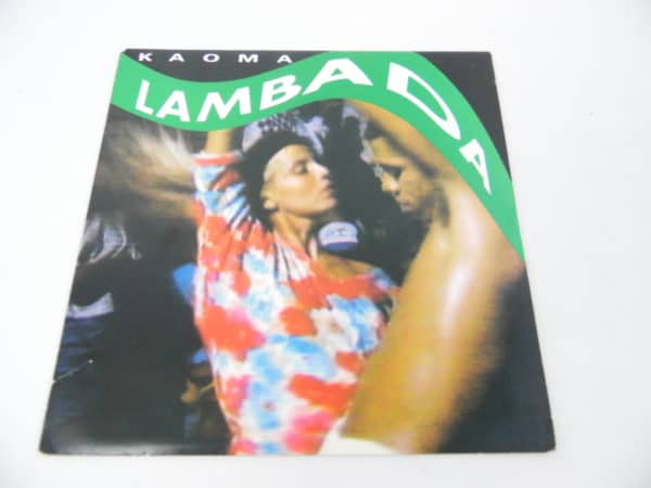 Disque vinyle - 45T - Kaoma - Lambada