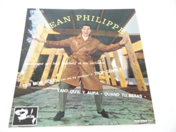 Disque vinyle - 45T - Jean Philippe