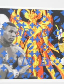 Street pop Art - Sérigraphies - Death NYC - World fight 2