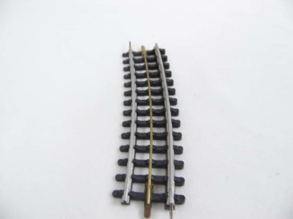 Voie JEP HO - 3 rails - Rail Courbe Standard avec Devers - 10 cm