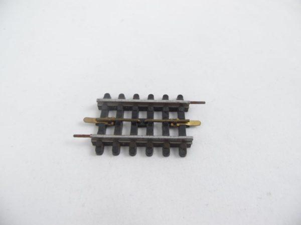 Voie JEP HO - 3 rails - Rail droit Standard - 5 cm
