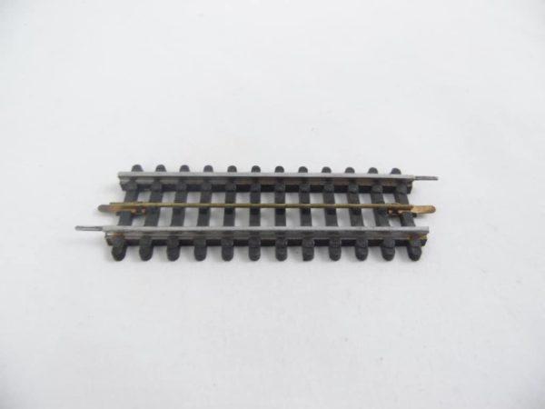 Voie JEP HO - 3 rails - Rail droit Standard - 9 cm