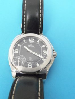 Montre Festina Automatic - Dual Time Zone - Registered Model 16078