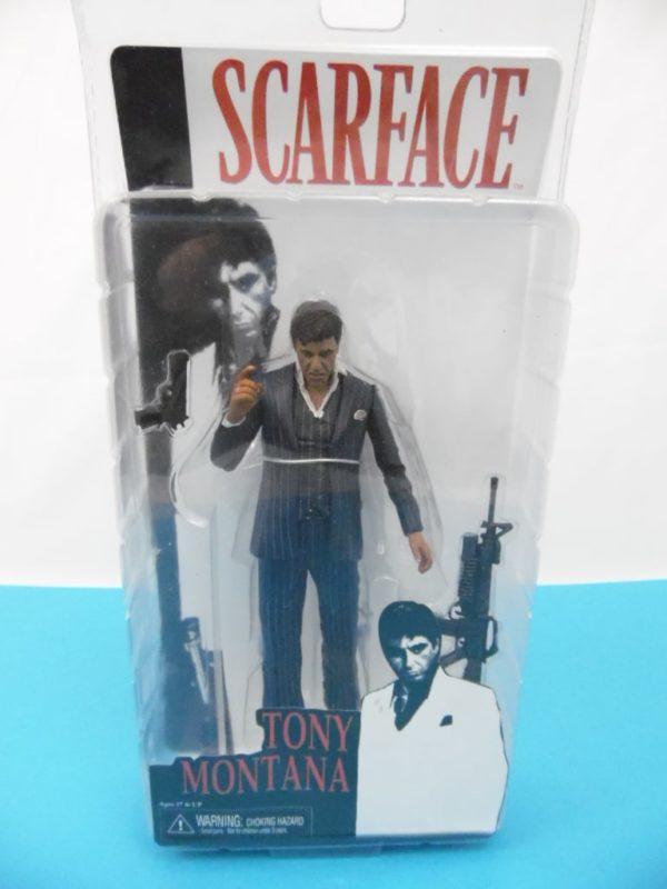 Figurine Néca - Tony Montana - Scarface - 18 cm
