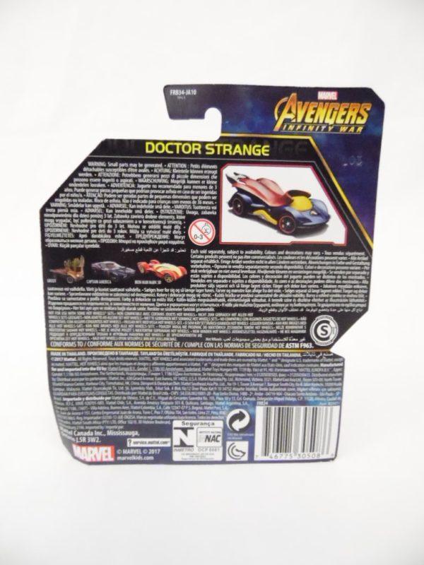 Voiture Hot Wheels - Personnage Marvel - Doctor Strange