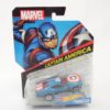 Voiture Hot Wheels - Personnage Marvel - Captain America