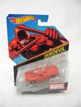 Voiture Hot Wheels - Personnage Marvel - Daredevil