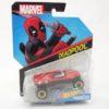 Voiture Hot Wheels - Personnage Marvel - Deadpool