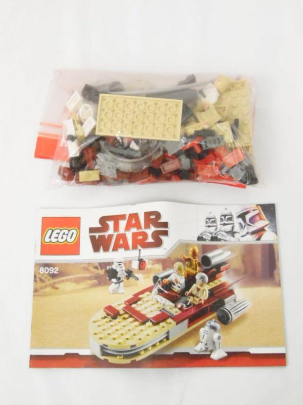 LEGO Star Wars - N° 8092 - Luke's Landspeeder