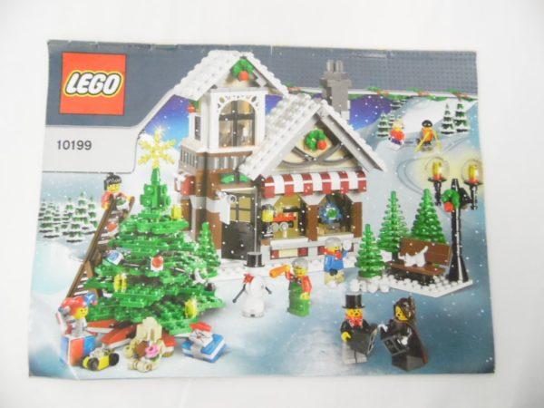 LEGO Creator - N° 10199 - Le magasin de jouets de Noël