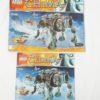 LEGO Chima - N° 70145 - Le mammouth des glaces