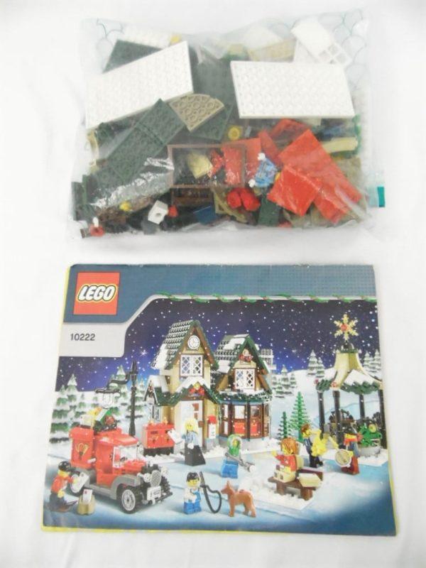 LEGO Creator - N° 10222 - Winter Village Post Office
