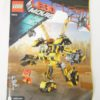 LEGO Movie - N° 70814 - Le Construct-O-Mech D'Emmet