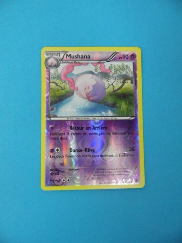 Carte Pokemon FR - Mushana 90PV - 40/119 - XY Vigueur Spectrale