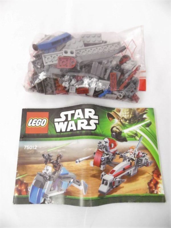 LEGO Star Wars - N° 75012 - BARC Speeder with sidecar