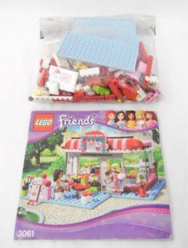 LEGO Friend's - N° 3061 - Le café de City Park
