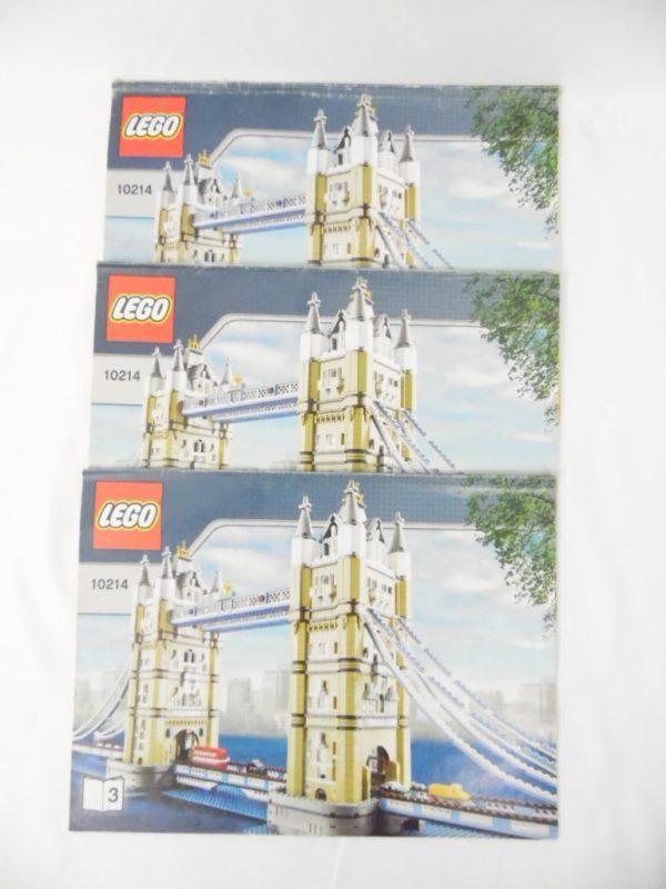 LEGO Creator - N°10214 - Tower Bridge