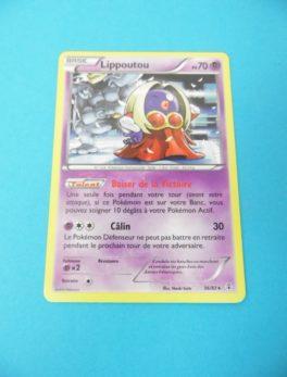 Carte Pokemon FR - Lippoutou 70PV - 36/83 - Générations