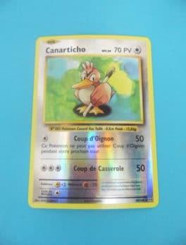 Carte Pokemon FR - Canarticho Reverse - 70Pv - 68/108 - Evolutions