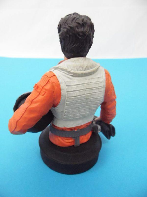 Buste Star Wars - Poe Dameron - Altaya N°41