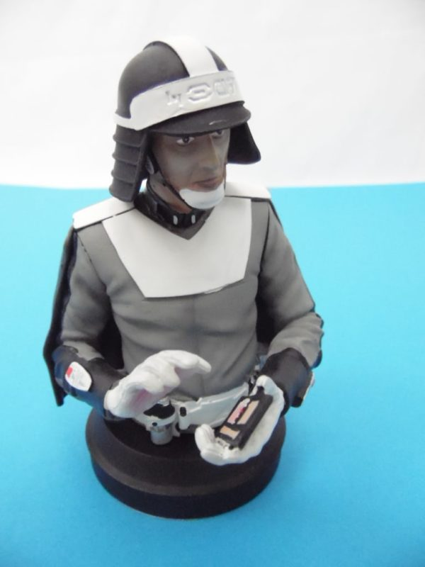 Buste Star Wars - Agent de Police de Canto Bight - Altaya N°63