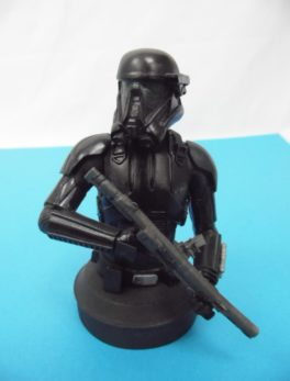 Buste Star Wars - Death Trooper - Altaya N°12