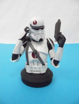 Buste Star Wars - Commandant Neyo - Altaya N°33