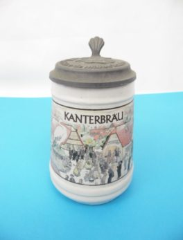 Chope - La bière de Maitre Kanter - 70 cl - Kanterbräu