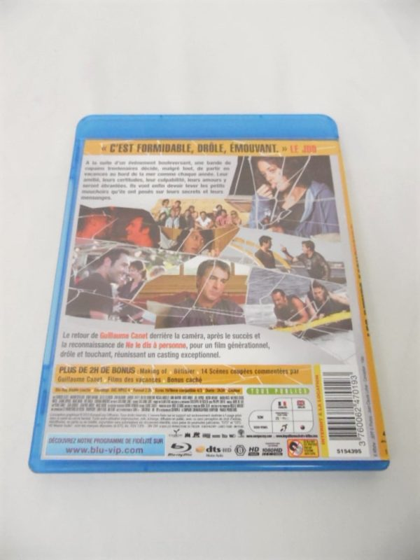 Blu-Ray - Les petits mouchoirs