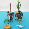 Playmobil cowboy-indien