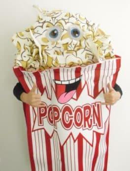 Déguisement adulte - Cornet de Pop Corn