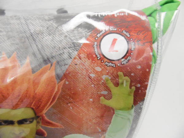 Déguisement adulte - Street Fighter - Blanka - Taille L