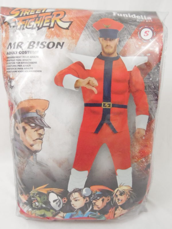 Déguisement adulte - Street Fighter - Bison - Taille S