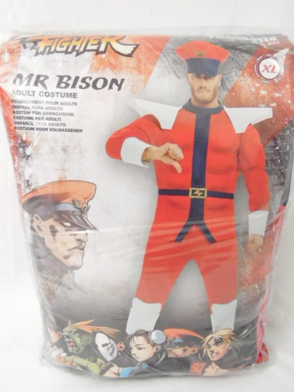 Déguisement adulte - Street Fighter - Bison - Taille XL