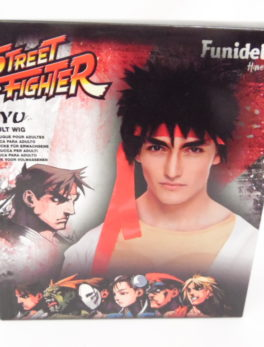 Perruque adulte - Street Fighter - Ryu